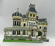 Shelia's Collectibles - Morey Mansion - California Mansions Series - Cam02