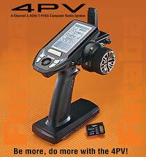 Futaba FUTK4700 4PV 4-Channel 2.4GHz S-FHSS/T-FHSS Radio System w/R304SB Receive