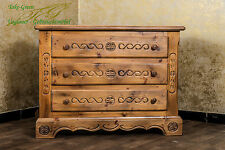 Voglauer Anno 1600 Maison de campagne tiroirs commode coffre Bauer armoire