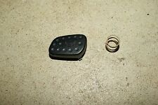 Land Rover Discovery Horn Button Left Side w/spring 95 96 97 98 99 00 01 02 03