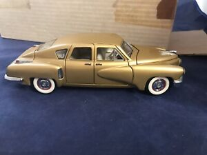 1948 Tucker Torpedo 50th Anniversary XG23 Franklin Mint 1/24