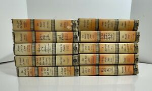 LOT of 10 Detective Book Club Volumes * Hardcover * 1960's 1970's 1980's Vintage