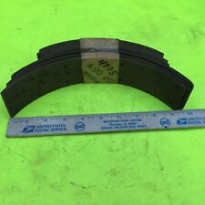 Chrysler products  brake lining,  about 12 inch drum.   Lot of 7.  Item:  8279