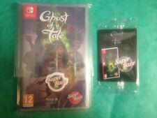 Ghost of a Tale + Trading Card Booster Pack - Switch - NEUF SOUS BLISTER