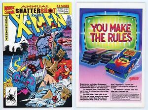 Uncanny X-Men Annual #16 (NM+ 9.6) 1st appearance Mojo II & more 1992 Marvel