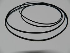 Belt Set Grundig Tk 60 Rubber Drive Belt Kit 4 Pcs