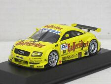 "Audi TT-R in gelb, Nr.10, Abt, ""Hasseröder"", DTM 2000, OVP, Minichamps, 1:43"
