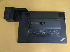 Lenovo Type 4337 Docking Station and Genuine Power Supply for Thinkpad Laptop