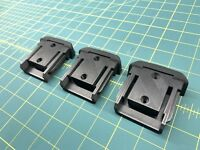 Makita Tool Dock Mounting Brackets for 18v Lithium-Ion (Drill, Saw, etc.) 3-Pack