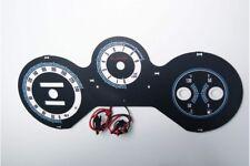 Fiat Barchetta design 1 glow gauge plasma dials tachoscheibe glow shift indicato