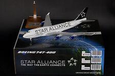 "United Airlines 747-400 N121UA ""Star Alliance""  JC Wings 1:200 Diecast XX2408"