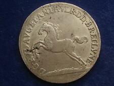 2/3 Taler 1694 Braunschweig Wolfenbüttel Rudolf August und Anton Ulrich W/17/858