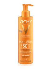 Vichy Ideal Soleil Ant-Sand Milk SPF50+ 200ml - GENUINE & NEW