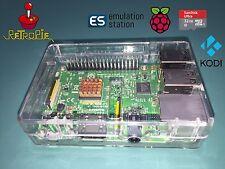 Raspberry Pi 3 32GB RetroPie Game System + Kodi, Quad-Core CPU, WiFi & Bluetooth