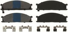Disc Brake Pad Set-4WD Front Bendix MKD333IQ