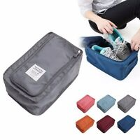 Portable Organiser Tote Shoes Pouch Waterproof Storage Bag For Travel Outdoor
