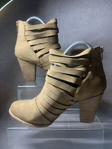 Glamorous Ladies Summer   Boots Size 5 / 38 ( H3)