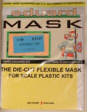 Eduard 1/48 EX127 Canopy Mask for the Tamiya Mitsubishi G4M 'Betty'