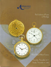 ANTIQUORUM WATCH Evolution of Forms in Horology Patek