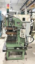 Hydraulic Press For Sale Gap Frame Hydraulic Press 28 Ton Crestwood C Frame