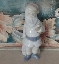 "Lladro 5842 ""Santa Claus"" Christmas Holiday Ornament - Mwob, Rv$150"
