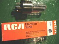 RCA     RADIOTRON  ELECTRON   TUBE   USA   5Y3 GT   M1 NIB TESTED GOOD