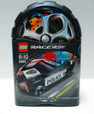 LEGO 8665 - Racers: Tiny Turbos: Highway Enforcer - NEW