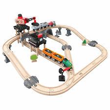 Hape E3756 MINING LOADER train set en bois plastique Railway Enfants Âge 3 Ans +