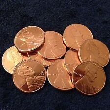 ✯1909 S VDB✯BU✯1 OZ✯.999 COPPER ROUND✯LINCOLN CENT PENNY DESIGN✯FREE SHIPPING✯