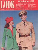 Look December 30 1941 Edgar Snow Harry Flannery Elmer Davis 010219DBE