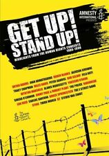 Get Up! Stand Up! The Human Rights Concerts Highlights - Various Artists (DVD, 2013)