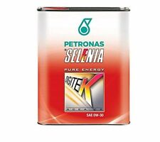 0W-30 SAE Digitek Pure Energy ACEITE PETRONAS SELENIA ,OIL ENGINE. 2LTRS