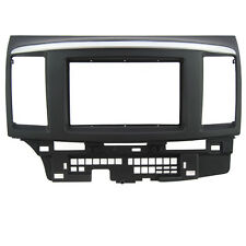 Fascia for Mitsubishi Lancer X Galant Fortis dash kit facia cover trim panel