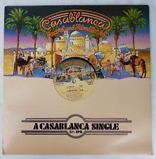 Village People Ymca Macho Man Single Sided Lp Casablanca Records 1977