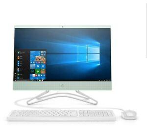 """HP 22-c0073W All-in-One PC, 21.5"""" Screen, Intel® Celeron - 2.9GHz, 1TB HDD 4GB"""