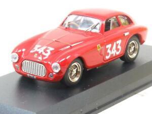Art Model ART010 Ferrari 166 MM Mille Miglia 1951 Rouge 1 43 Echelle Emballé