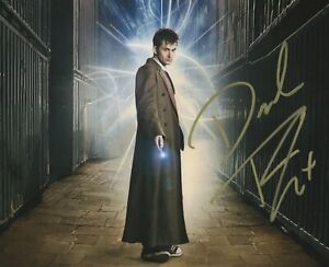 David Tennant Autographed Signed 8x10 Photo ( Doctor Who ) REPRINT