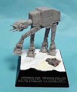 Rares Trading Figurine Diorama At-At Star Wars Original TOMY Japon