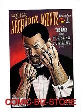 ARCHARD'S AGENTS #1 (2002) CROSSGEN  COMICS