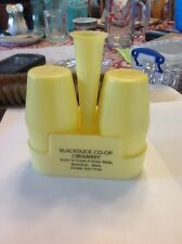 BLACDUCK MINNESOTA SALT PEPPER SHAKERS CREAMERY BEMIDJI MN MINN