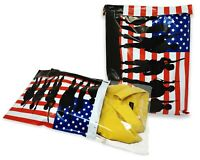 10x13, 12x15 U.S Soldier Patriotic Poly Mailers, Custom Flag Shipping Envelopes
