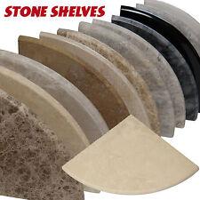 Stone Marble Travertine Granite Corner Caddy Shelf 9 inches Shower Bathroom Tile