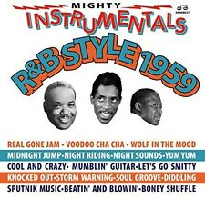 Various Artists - Mighty Instrumentals R&b-style 1959 / Various [New CD]