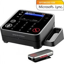 Plantronics Calisto P835-M USB SpeakerPhone for MOC & Lync + PA50 Wireless Mic.