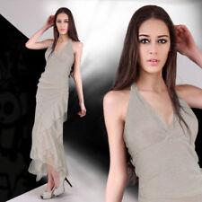 Stretch Long Sheath Dresses for Women