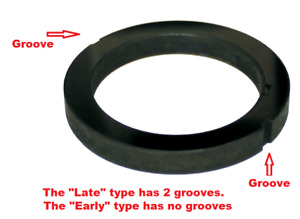 Seal Ring, Graphite Carbon, Chrysler, Dodge, Mopar, DeSoto Fluid-Drive, 1061168
