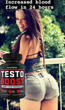 TESTOSTERONE BOOSTER - Fully-Dosed Male Enhancement Pills For Sex - SexPills Men