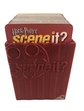 Scene It Harry Potter Edition 2005 - Replacement Cards Only