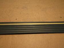 Zierleiste Tür links blaugrau/gold Kadett E ORIGINAL OPEL 171829