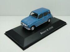 MAG LX16, SALVAT UNFORGETTABLE CARS ARGENTINA, RENAULT 4L, BLUE